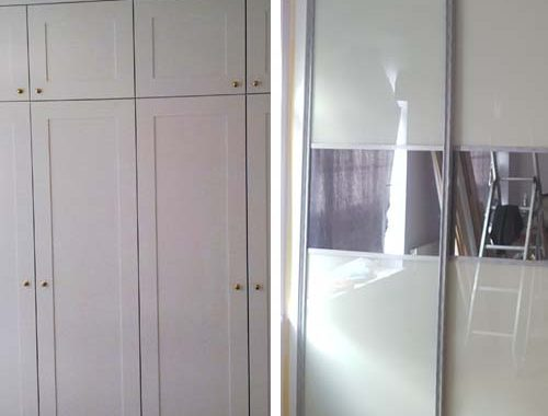 Built in wardrobes - Scriveners Carpentry M08