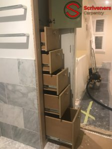 01 Wardrobe and Storage - Scriveners Carpentry