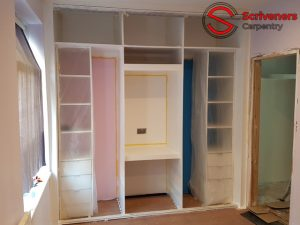 08 Wardrobe and Storage - Scriveners Carpentry