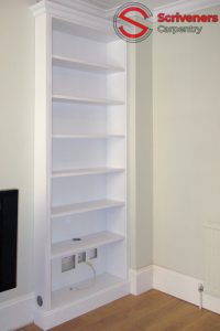 12 Wardrobe and Storage - Scriveners Carpentry