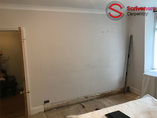 Fitted Wardrobes in Shepherds Bush 01
