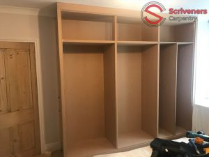 Fitted Wardrobes in Shepherds Bush 02