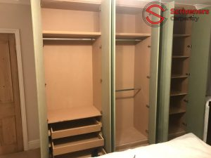 Fitted Wardrobes in Shepherds Bush 04