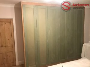 Fitted Wardrobes in Shepherds Bush 05