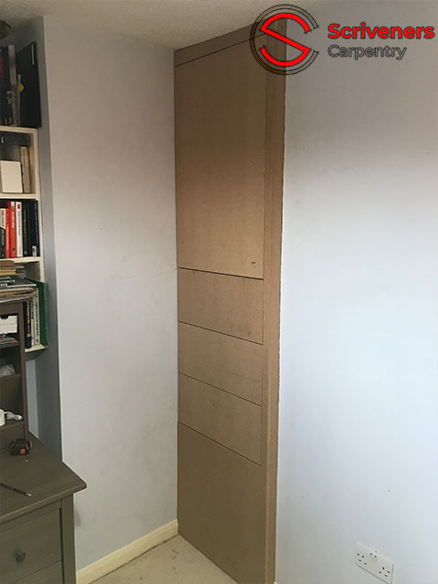 boiler cupboard - Scriveners Carpentry 02