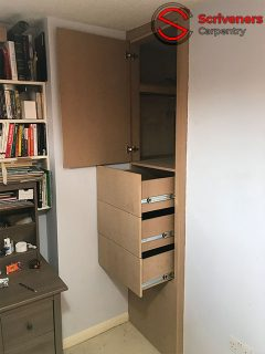 boiler cupboard - Scriveners Carpentry 05